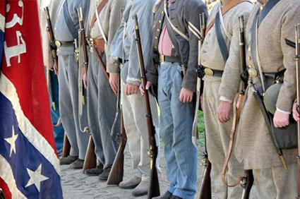 Civil War Era Confederate Soldiers