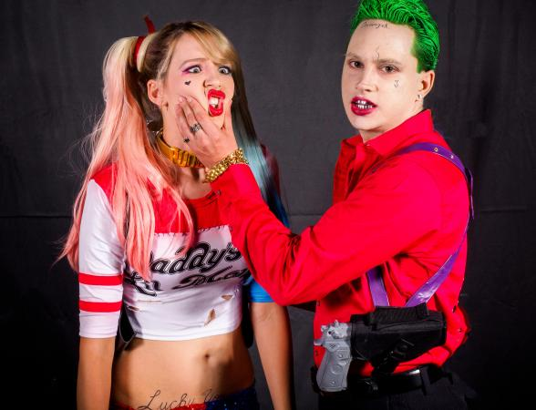 Iconic Couples For Halloween: Famous Couples Costumes