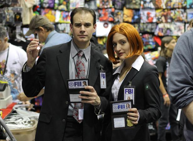 Mulder & Sculley