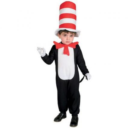 Cat In The Hat Kids - Angels Fancy Dress Costumes