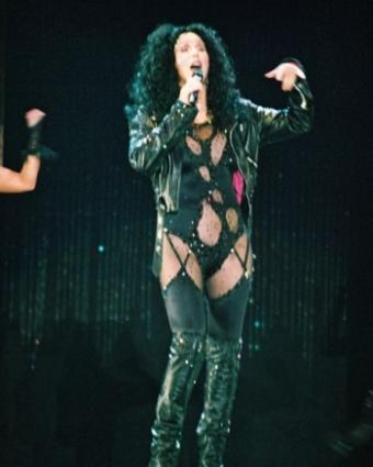 Cher in Concert