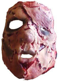 See more really scary Halloween masks.