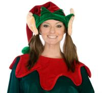 Make your own elf costume!
