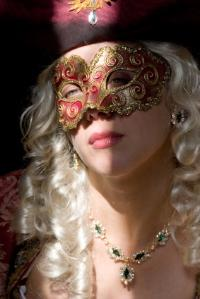 Masked balls were a regular feature in the Elizabethan court