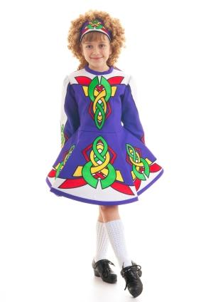 Irish Dance Girl