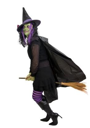 Witch Source The Following Top Five Easy Homemade Costumes