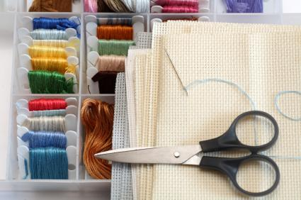 cross stitch supplies