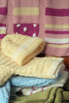 Free Knitting Patterns For Charity Items : Free Baby Knitting Patterns
