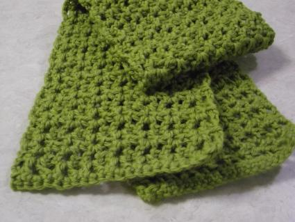 Crochet Stitches Good For Scarves : Crochet Scarf