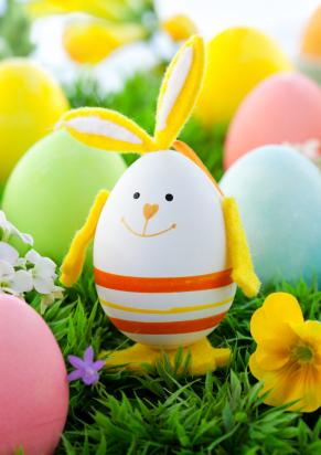 The Eggster Bunny