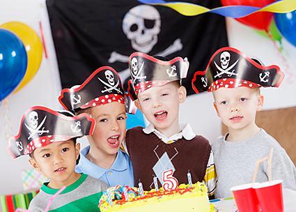 children pirates