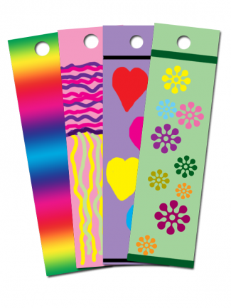 handmade bookmarks