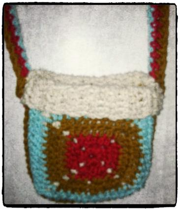 Crochet Sling Bag Pattern : By Susan Patterson Crafter