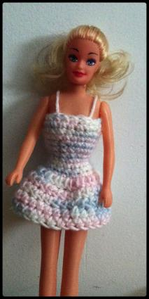 Free Crochet Barbie Doll Clothes Patterns 2017 - 2018 ...