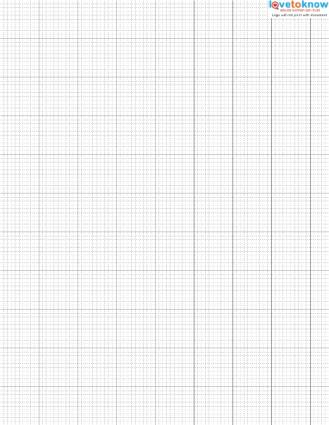 Finding And Using Free Cross Stitch Graph Paper Lovetoknow