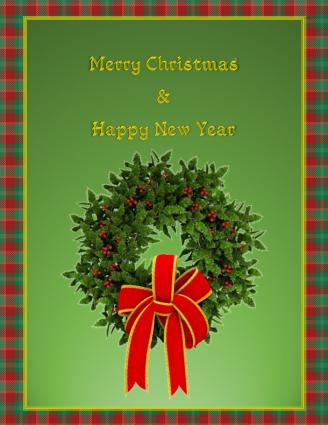 Making your own free christmas card templates lovetoknow for Make your own homemade christmas cards