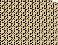 Cheetah decoupage paper