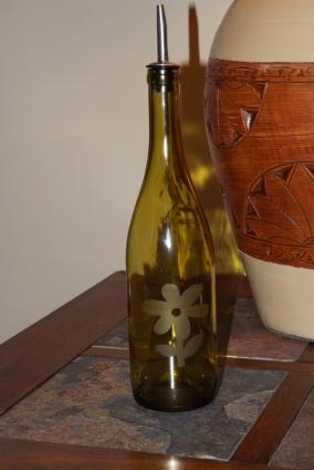 Liquid Wine Bottle Dispenser