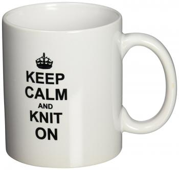 Knitter's Mug at Amazon.com