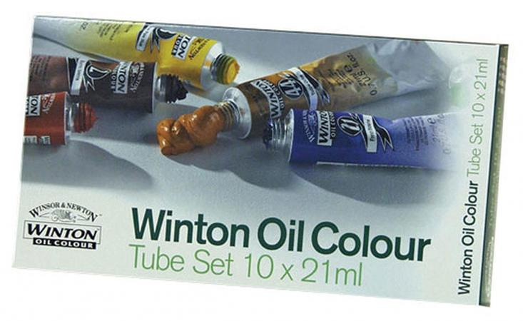 Winsor & Newton Winton Oil Colors Set