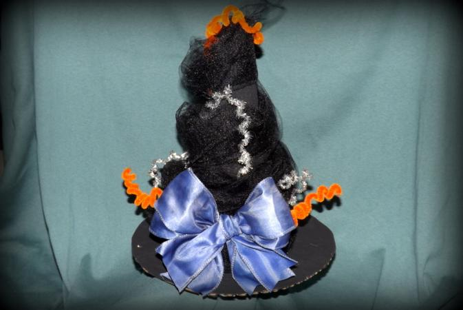 Witch Hat Centerpiece