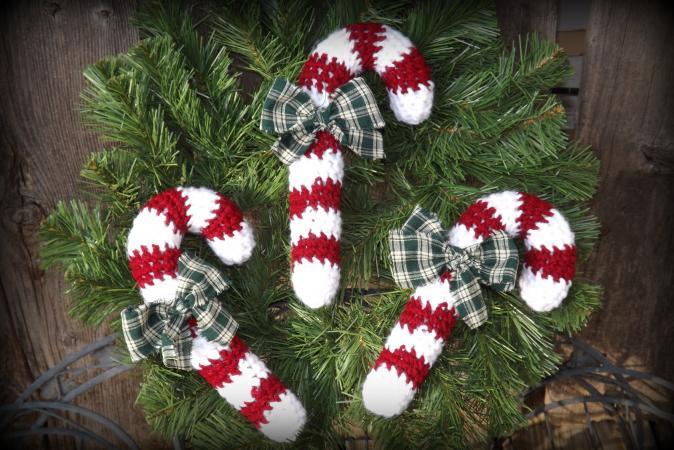Free Christmas Crochet Decorations