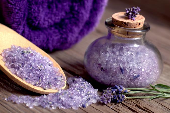 Homemade Bath Salt Recipes | LoveToKnow