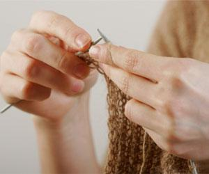 Serenity Knitting helps with knitting for beginners