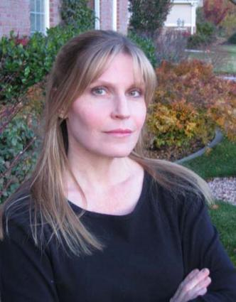 Author and jewelry designer Sherri Haab