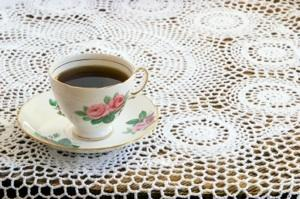 Round Table Cloth Crochet Pattern | ThriftyFun