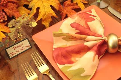 thanksgiving napkin ring