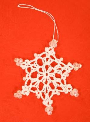 Crochet Pattern: Christmas Tree Ornaments | Free Pattern
