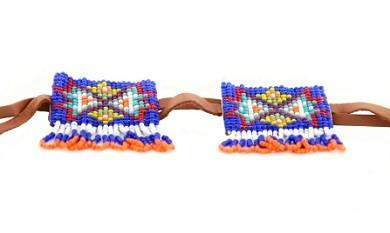 loom beading - YouTube