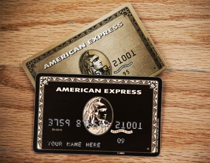 Is There an American Express Black Card – American Express Black Card Invitation