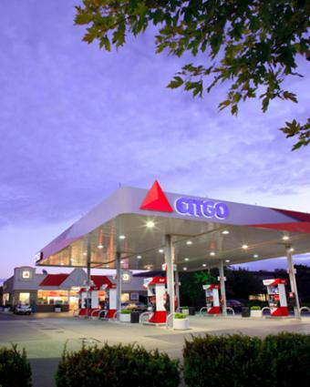 CITGO gas station