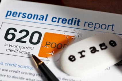 Low Credit Score
