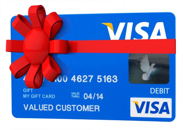 No Credit Check Credit Cards >> Visa Gift Cards With No Activation Fees | LoveToKnow