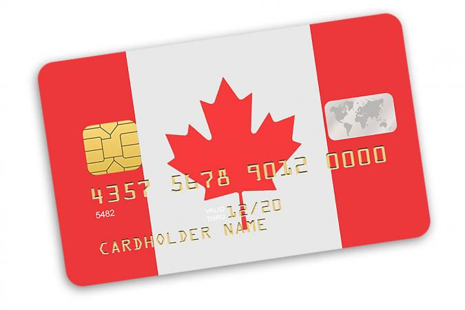 canadian credit card