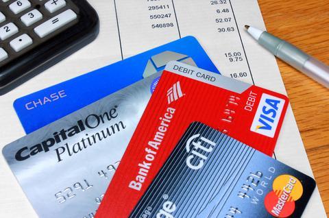 Variety of Debit Cards