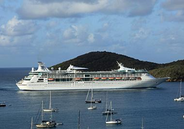 Royal Carribean Grandeur of the Seas Cruise Ship