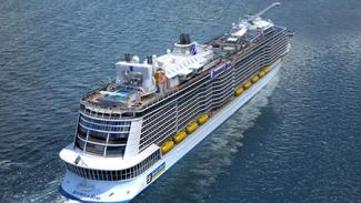 Royal Caribbean Anthem of the Seas Rendering
