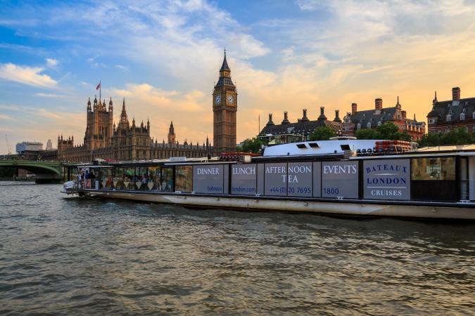 Bateaux London