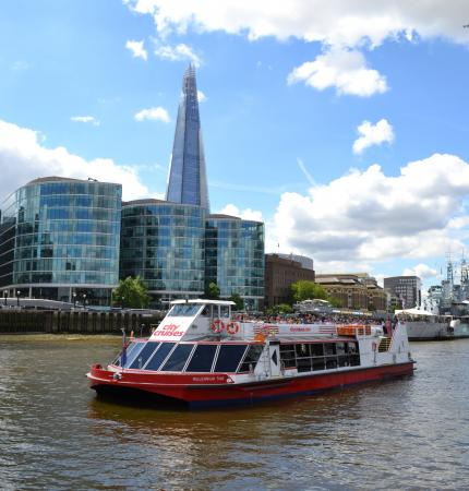 The Shard City Cruises