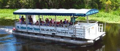 Capt. Ernie's St. Johns River Tours