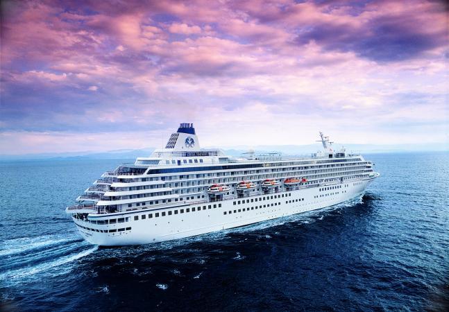 Symphony Crystal Cruise ship