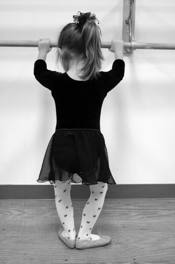 Pictures of Ballet Dancers [Slideshow]