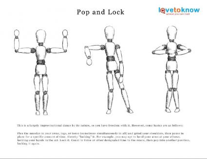 pop and lock diagram