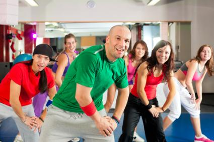 Zumba dance workout; © Arne9001 | Dreamstime.com