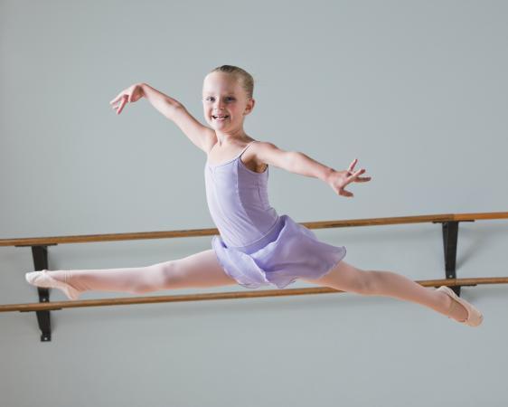 ballet leap