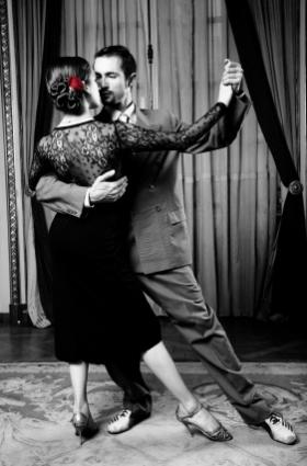 The magic of tango is still alive